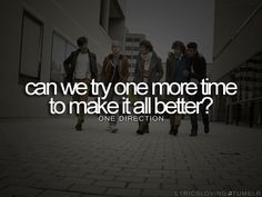 Gotta Be You by One Direction