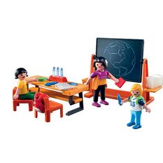 "Playmobil School Carrying Case - Playmobil - Toys ""R"" Us"