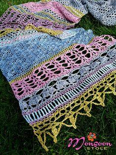19 Best Crochet shawls 32664e8fa