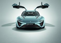 Car of the future or vaporware?