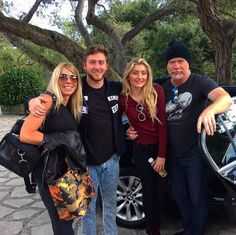 Pamela, Justice, Electra, Dave Mustaine