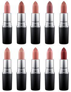 MAC x Beauty Gurus Lipsticks Spring/ Summer 2017