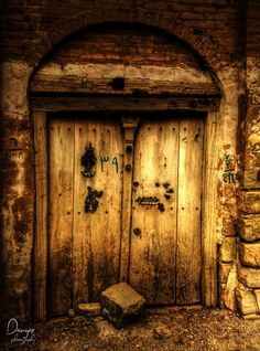 The Oldest Door  by Red Danyar on 500px