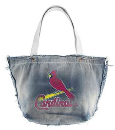 St. Louis Cardinals Vintage Tote Z157-8669921182