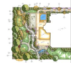 Landscaping Design Plans Outdoors Home Garden Television Get