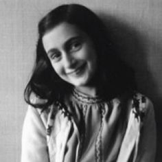It's really a wonder that I haven't dropped all my ideals, because they seem so absurd and impossible to carry out. Yet I keep them, because in spite of everything I still believe that people are really good at heart. Anne Frank