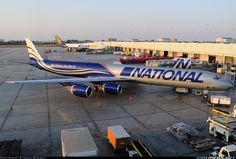 National Airlines (cargo) DC-8-71(F)  Miami Florida  Photographer Stefan Roesch