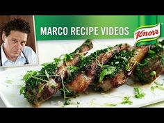 Herbed Lamb Chops Recipe   Marco Pierre White - YouTube