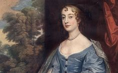 "The demanding behaviour of King Charles II's mistress Barbara Palmer, the Duchess of Cleveland, was so notorious that the writer John Evelyn christened her ""the curse of a nation"". Extravagant and powerful, Villiers was in fact married throughout her liasions with Charles, but bore the King five acknowledged children."