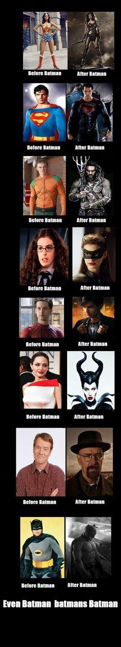 """""""Even Batman batmans Batman"""" LOL!!"""