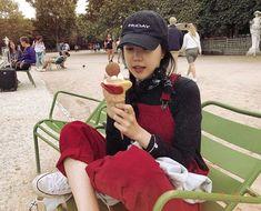 Tumblr Korea, Min Hyo Rin, Angels Beauty, Son Na Eun, Apink Naeun, K Idols, Kpop Girls, Pretty Girls, Ulzzang