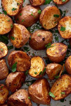 Recipe: 3-Ingredient Roasted Dijon Potatoes — 3-Ingredient Recipes