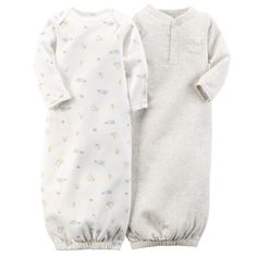 Layette Newborn Sleep Gown  Clothes | Carters.com