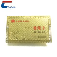 Cheap Metal Business Cards made in China#cheap metal business cards#card