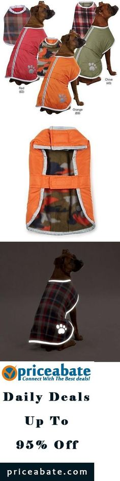 #blackfriday #blackfridaydeals #blackfridaysales NOR'EASTER COAT Warm Dog Blanket Zack & Zoey Winter Snow Ice Rain Pet Jacket NEW - Buy This Item Now For Only: $26.95