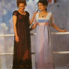 how to sew an evening gown from downton abbey - Google Search