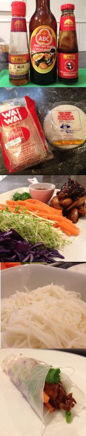 Student food blog: Vietnamese-inspired rice-paper rolls | Otago Daily Times Online News : Otago, South Island, New Zealand & International News