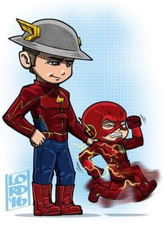Not so fast kid by Lord Mesa