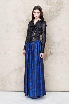 Malene Oddershede Bach A/W look book Office Fashion Women, Tie Dye Skirt, Catwalk, Work Wear, Nice Dresses, What To Wear, Vogue, London, Skirts