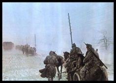Stalingrad . Winter 1942/43 Italian division