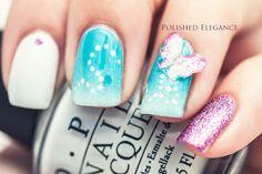 26 Wonderful Nail Art Designs