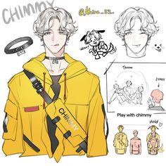 Akira, Jimin Fanart, Kpop Fanart, Bts Chibi, Arte Do Kawaii, Kpop Drawings, Anime Version, Army Love, Bts Fans