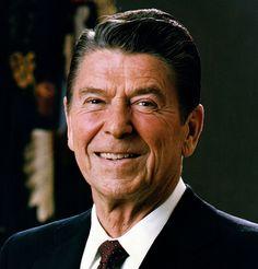 President Ronald Regan