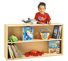 7025YR441 Young Time¨ Straight Shelf Storage