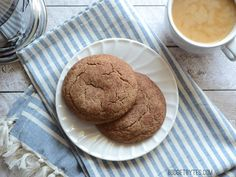 Skip the gourmet cookies at the coffee shop and make your own! Bake just two Pumpkin Pie Spice Snickerdoodles at a time to indulge without going overboard.