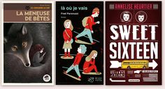 Ferrier, Casterman, Thierry, Iroquois, Lectures, Sweet Sixteen, Coups, 2013, Romans