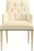 Beautiful    St. Germain Arm Chair - Baker The Thomas Pheasant Collection