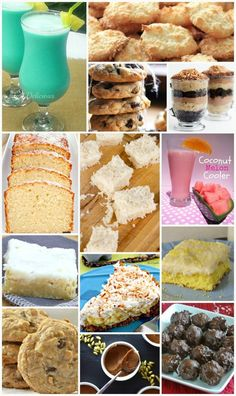 13 delicious recipes with coconut - I want to try all of these!