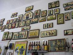 """""""Bar do Mineiro"""" in Santa Teresa, Rio de Janeiro, Brazil. Photo by Rodrigo Galindez"""