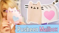 (1) \Valentine's Day - Pusheen Mailbox - YouTube