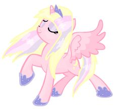 What if Sugar Moon turned into a alicorn? by SugarMoonPonyArtist ...