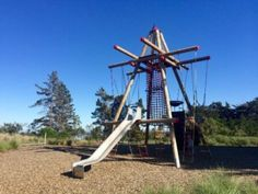 One of Christchurch's best playgrounds, the South Brighton Park playground has something for all ages. Play on the estuary next door and go for a walk The Beautiful South, Park Playground, New Brighton, Playgrounds, Great Places, Wind Turbine, The Incredibles, Good Things, Activities