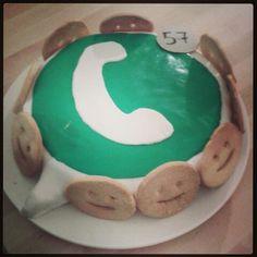 Torta whatsapp