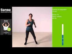Sense-træning 1 - for begyndere - YouTube