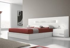 Unique Ways to Paint the Walls in a Contemporary Bedroom Bedroom Bed Design, Bedroom Furniture Design, Bed Furniture, Home Decor Furniture, Bedroom Sets, Bedroom Decor, Ceiling Design Living Room, Living Room Designs, Double Bed Designs