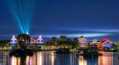 World Showcase by Jeff_B., via Flickr