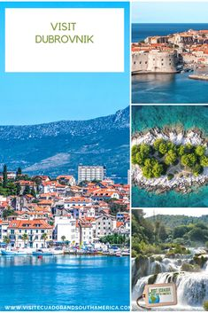 What to do and where to go in and near Dubrovnik Dubrovnik, Ecuador, Things To Do, How To Memorize Things, Where To Go, Fun Activities, South America, Attraction, Places To Go