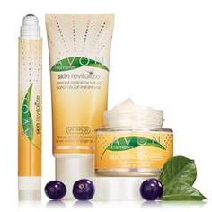 Elements Skin Revitalize Radiant 3-Piece Set Get glowing with skin that looks radiant! Formulated with revitalizing Aronia Berry Complex to help give skin a more radiant look and more even tone and texture. $18 ($36 value). louisesmalley.avonrepresentative.com