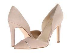 Calvin Klein Belle Oily Nubuk Pale Blush - Zappos.com Free Shipping BOTH Ways
