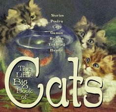The Little Big Book of Cats,