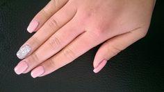 Nails. Glitter.