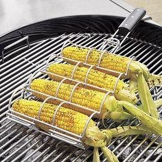 Corn Griller Basket | Crate and Barrel