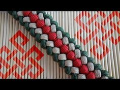 Sanctified Covenant Paracord Bracelet Tutorial - YouTube