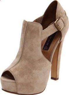 Want: Steven by Steve Madden Women's Gallah Platform Pump: Steven by Steve Madden: Shoes