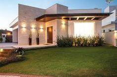 Resultado de imagem para fachadas de casas com telhado aparente