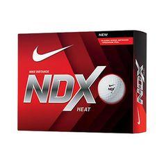 Nike Golf NDX Heat Golf Balls 12 Golf Balls ** For more information, visit image link.
